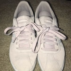Light Pink Adidas Ortholite-Float Sneakers